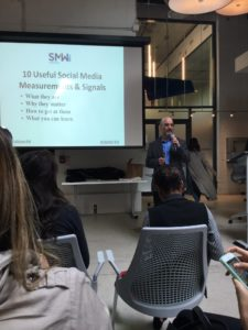 Alan K'necht presents, 10 Useful Social Media Measurements at SMW Toronto May 2015