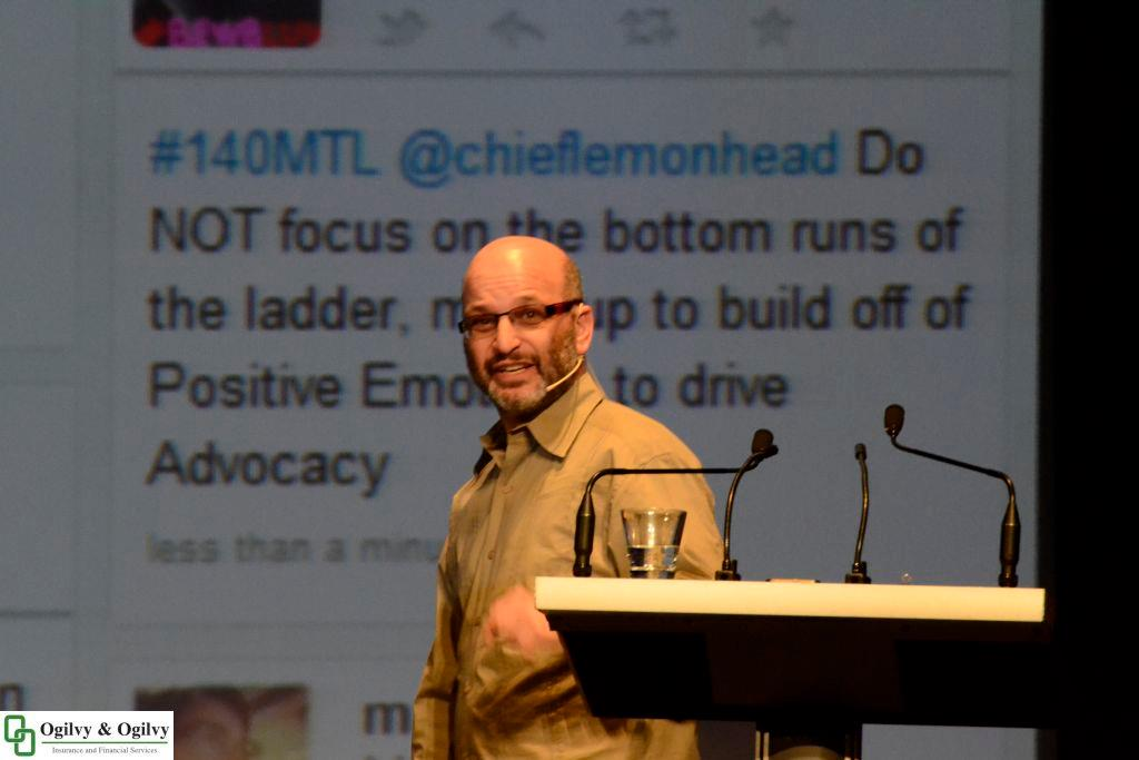 Alan K'necht - Delivers Keynote Address