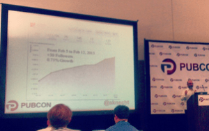 Alan K'necht Address Pubcon attendees